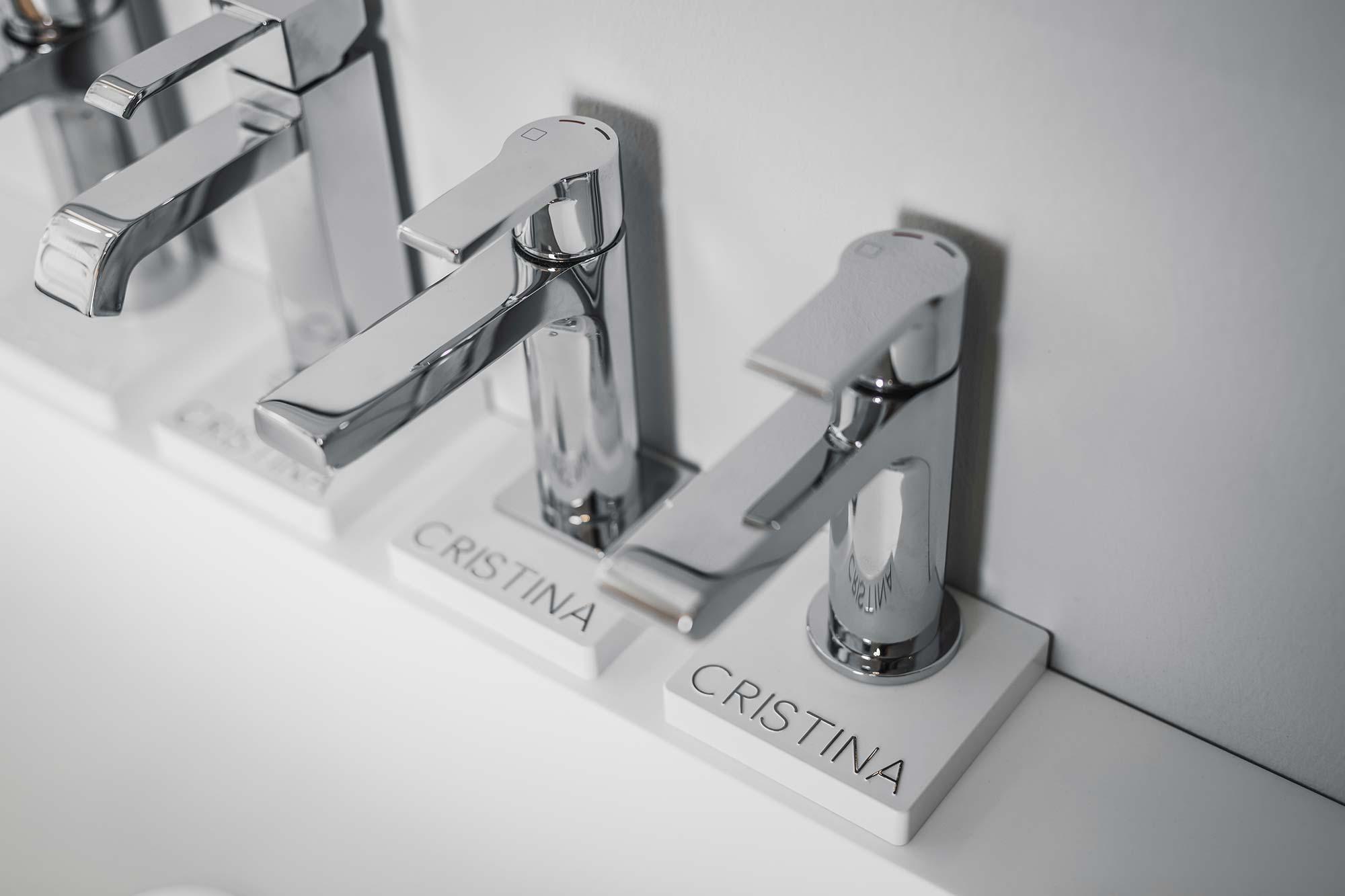 Armaturen von Cristina
