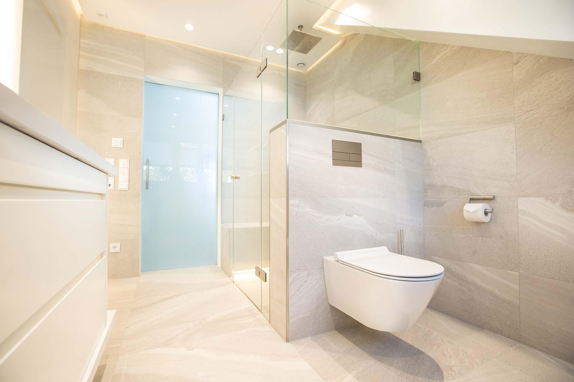 Badezimmer und Badkonzepte aus Mönchengladbach
