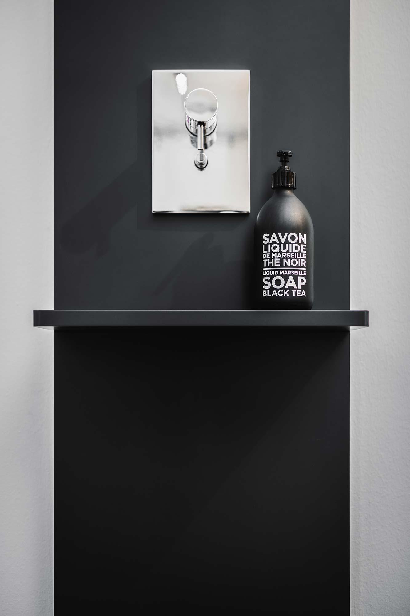 Gestaltungselemente Badezimmer
