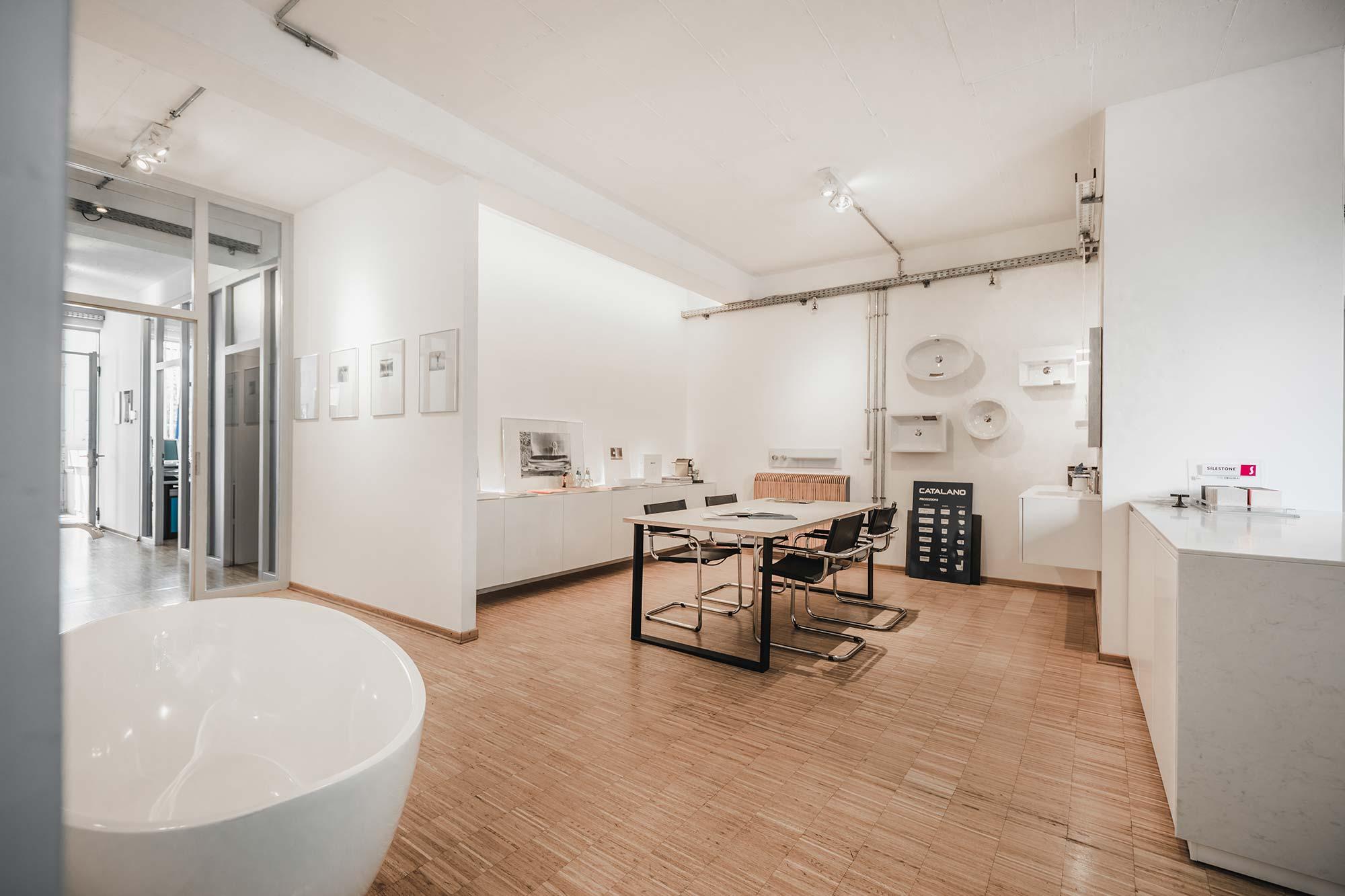Badezimmer Sanitär Ausstellung