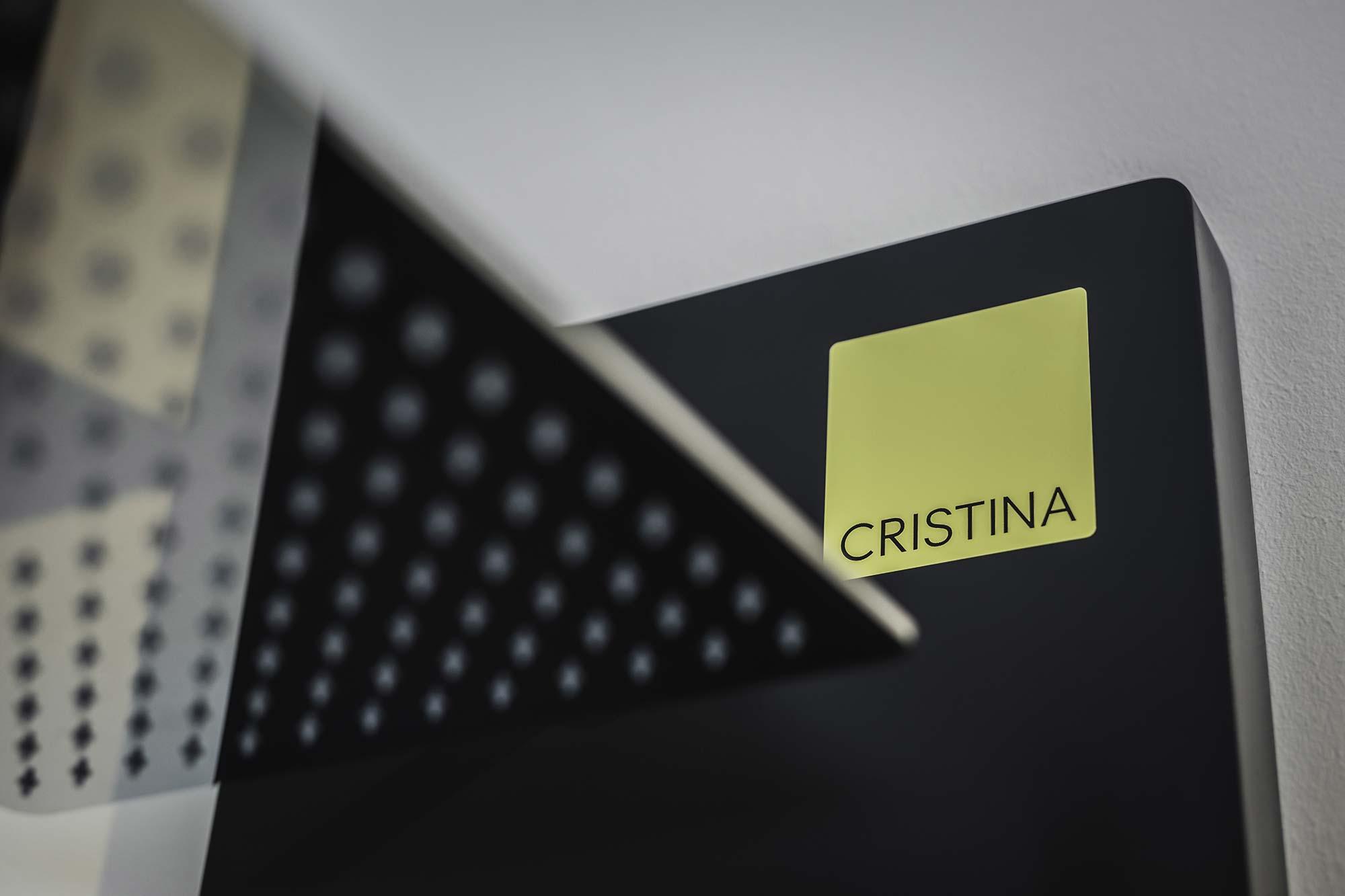 Regendusche von Cristina