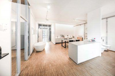 Unsere Badezimmer-Ausstellung in Rheydt